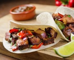 Steak Fajitas Strips Recipe