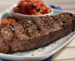 Round Steak Italiano Recipe