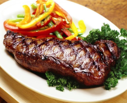 New York Steak, 1″ Bone-In Recipe