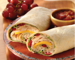 Deli Turkey- Sliced (in Wraps) Recipe